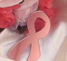 Awareness Ribbon Cake Topper